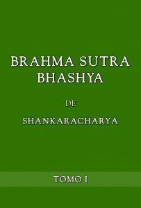 COVER Brahma Sutra BhashyaT1