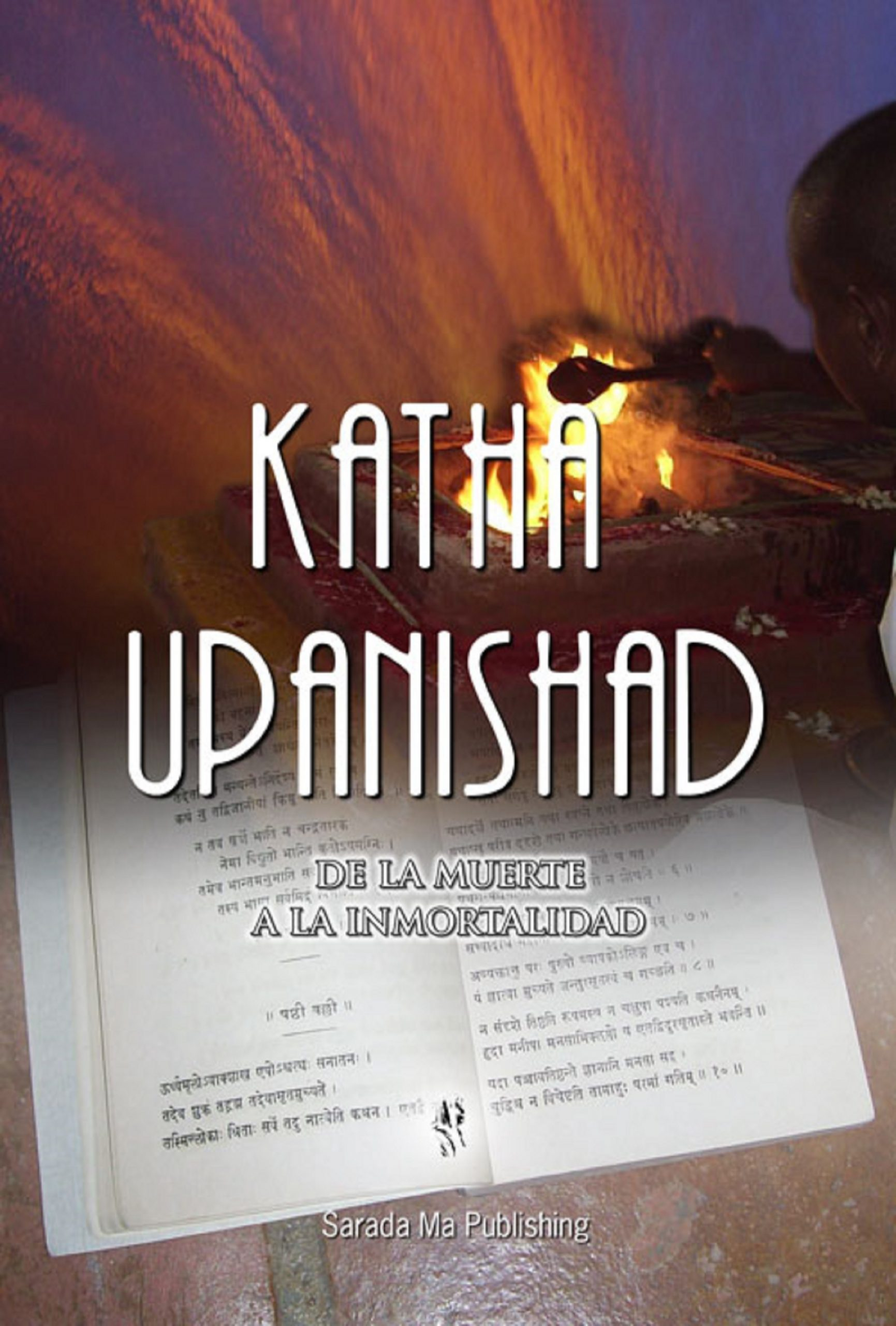Front cover Katha Upanishad scaled